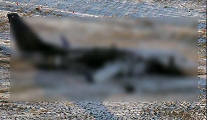 Avion prăbușit în Sahara