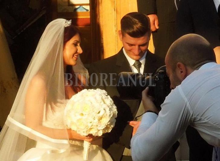 Nunta Oliviei Micula, fiica milionarului Ioan Micula. Foto: ebihoreanul.ro