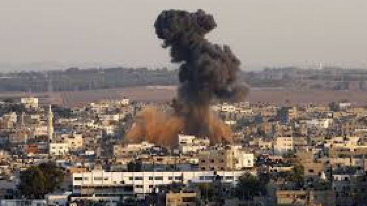 <p>Fâșia Gaza</p>