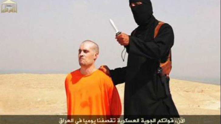 Ucigașul ziaristului american James Foley ar fi fost identificat