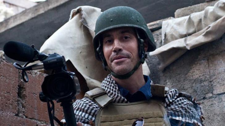 James Foley, jurnalistul ucis de jihadişti