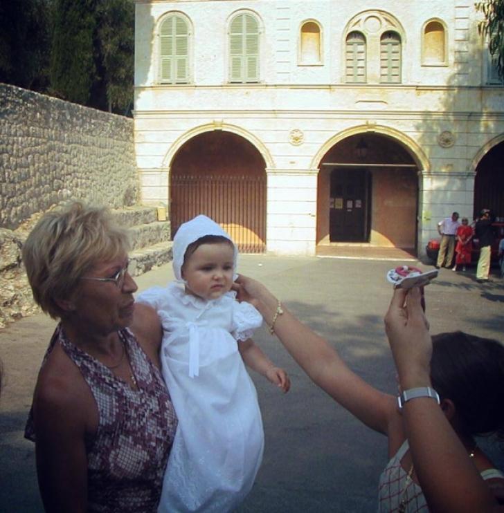 Fiica Andreei Esca a împlinit 14 ani