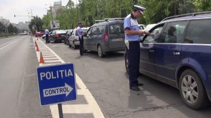 În primele şase luni ale anului, în Bucureşti s-au dat 29.500 de amenzi pentru centură