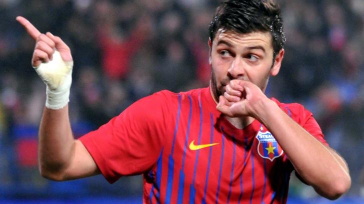 LOVITURĂ - Rusescu revine în Liga 1. Echipa favorită la titlu s-a întărit serios