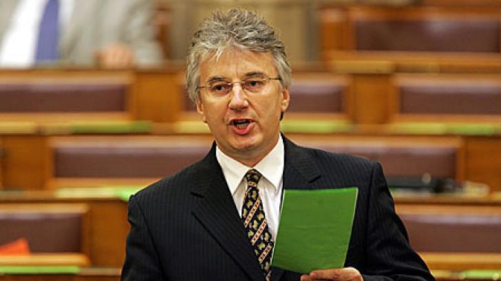 Semjen Zsolt, vicepremierul Ungariei
