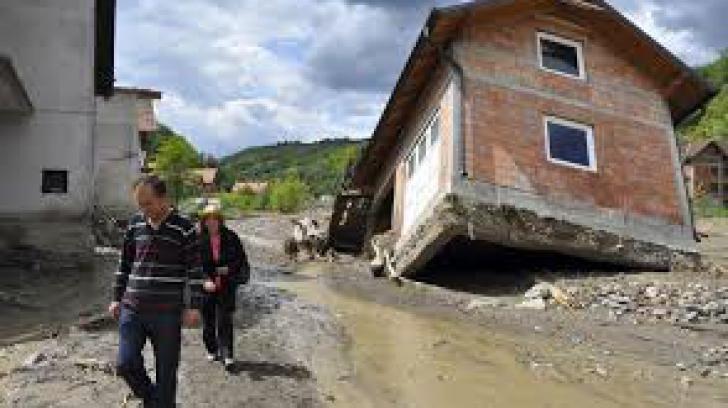 Serbia și Bosnia, lovite din nou de inundații