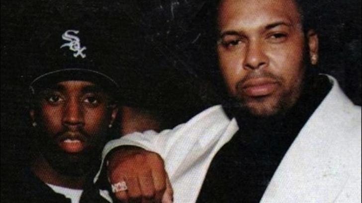 Suge Knight şi P Diddy