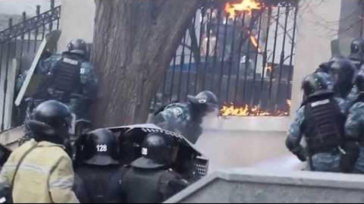 Lupte pe Frontul de Est din Ucraina