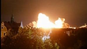 Mai mulţi morţi în urma unei explozii într-o fabrică, în Bulgaria