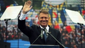 """IOHANNIS şi-a lansat programul prezidenţial """"ROMÂNIA LUCRULUI BINE FĂCUT"""""""