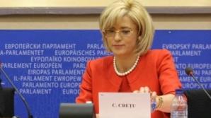 Corina Creţu: Sunt pregătită să îmi asum responsabilitatea portofoliului REGIO