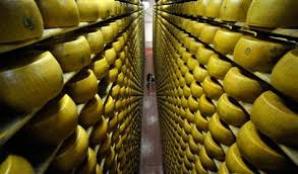 Lingouri de brânză