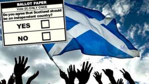 UE se teme de o contagiune în cazul în care Scoţia obţine independenţa