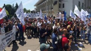 Sindicaliştii IES ÎN STRADĂ din 29 septembrie: Cer modificarea Legii dialogului social