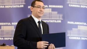Ponta: NICIODATĂ nu s-a vorbit ca România să aibă portofoliul de AJUTOR UMANITAR