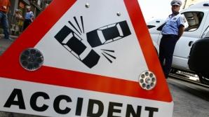 Accident extrem de grav pe DN1