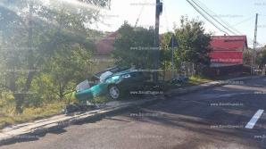 Grav accident la Cluj