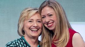 Chelsea Clinton a născut o fetiţă