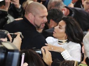 Kim Kardashian, agresată la Săptămâna Modei de la Paris
