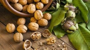 Beneficiile nucilor pentru sănătate