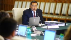 Ponta: Declarațiile prin care este atacat orice posibil comisar european, IRESPONSABILE / Foto: gov.ro