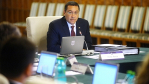 Ponta: Răspunsurile lui Thompson pe OUG privind aleşii locali au fost distorsionate în presă
