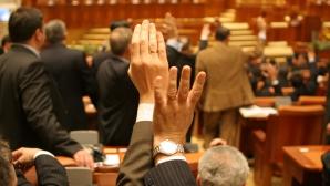 Cine sunt deputaţii care nu au luat cuvântul deloc, anul trecut, în plenul Camerei