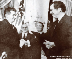 Ceauşescu, o vizită în SUA cum nici un şef de stat român nu va mai avea