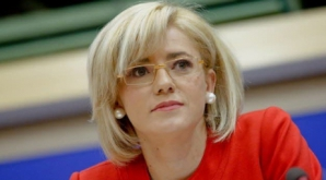Preda: Corina Creţu va fi înghiţită de aparatul birocratic de la Bruxelles