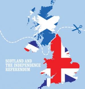 Scoţia decide joi dacă va deveni independentă sau dacă va rămâne în componenţa Marii Britanii