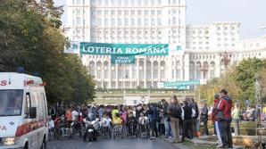 Circulaţie RESTRICŢIONATĂ duminică în centrul Capitalei, pentru Crosul Loteriei