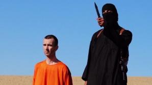 David Haines, lucrător umanitar britanic, a fost capturat de Statul Islamic în martie 2013, în Siria