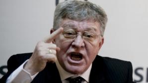 Dobriţoiu: Legea nu-i interzice lui Meleşcanu să candideze. Nu cred că are şanse