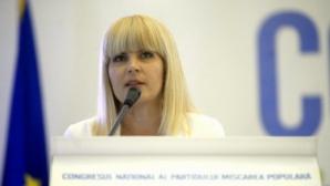 ELENA UDREA: ÎL DAU JOS PE PONTA de la Guvern - primul lucru pe care îl fac după ce ajung preşedinte