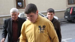 Gemenii pedofili Calapiş, apăraţi de tatăl lor, un cunoscut avocat. FOTO: opinia timisoarei.ro