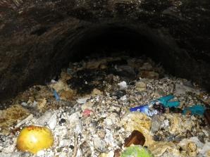 Angajaţii serviciului de întreţinere a sistemului de canalizare din Londra au muncit timp de o săptămână pentru a îndepărta un bloc uriaş de grăsime