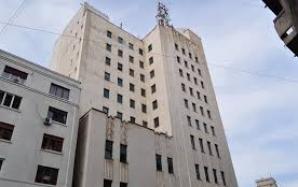Palatul Telefoanelor, o clădire emblemă a Bucureştiului