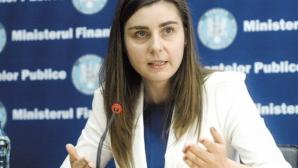 Ioana Petrescu, fost ministrul român de Finanțe, consilier al primului ministru