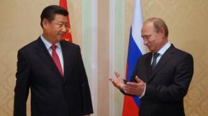Xi Jinping şi Vladimir Putin