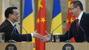 ION CRISTOIU, despre VIZITA MISERIOASĂ a lui Ponta în China