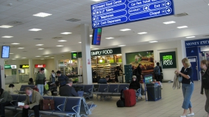 Aeroportul Luton, evacuat