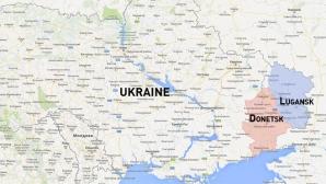 """Acest proiect de lege acordă un """"statut special"""" pentru regiunile Doneţk şi Lugansk"""