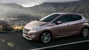 Instalaţia va fi montată pe un Peugeot 208