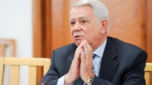 Meleşcanu ar accepta susţinerea ACL dacă Iohannis este declarat incompatibil de ICCJ