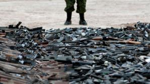 R. Modolva: Se fac verificări în apropierea Ambasadei României. S-au găsit arme şi explozibil