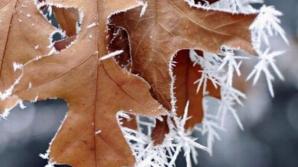 Cea mai SCĂZUTĂ temperatură din această toamnă: MINUS ŞASE GRADE Celsius la Miercurea Ciuc