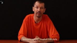 John Cantlie, jurnalist britanic