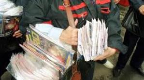 Un poştas din Vaslui, jefuit. I-au furat geanta cu bani