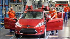 Industria auto merge ca pe roate