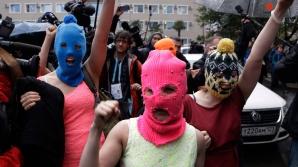 Gest împotriva cenzurii din Rusia